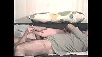 Amateur Handjob with urethral vibrating sound