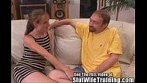 Chrissy Makes The Slut Wife Training Grade