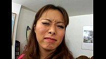 Asian Fujiko Kano Sucks Big Pink Dick