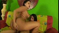 Big booty brazilian Soraya Carioca rides dick