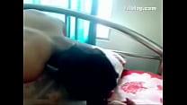 Girl kis with bf