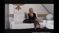 Casting - Anna Kournikova lookalike is an absol...