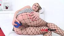 Kate Gross DAP'ed (0% pussy fucking) SZ702