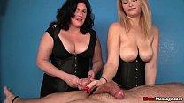 massage domination Tag-team