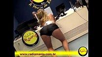 Rádio Mania - Mulher Melão no Bundalelê-FLUVORE