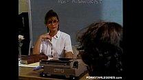 Bionca fucked hard on teachers desk