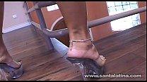 Dasani Lezian sexy brunette