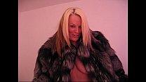 Amature Fur Coat Blow Job