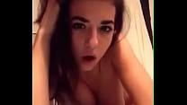 Namorada modelo mandando vídeo para o amante - ...
