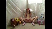 Hot Teen Redhead Dolly Little Masturbating in F...