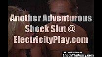 Slut Wife Visits FUCKED UP Electro Dr!
