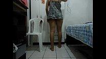 paula ass-stripe dance