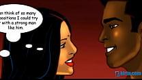 Savita Bhabhi 30: Sexercise - How it all Began