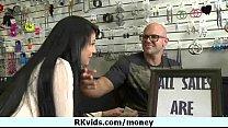 Money does talk - porn video 12
