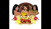 NDNgirls.com native american porn - Jessie Lynn...