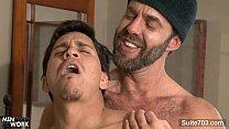 Moreno gostoso dando o cu no motel para o seu namorado