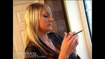 Sally Smoking