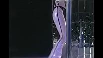 Jill Kelly Strip Show - part 1
