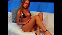 Stunningly beautiful webcam girl IbizaSunrise t...