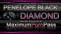 Penelope Black Diamond - ANAL -