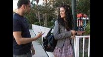 Schoolgirl Gets Knocked-Up