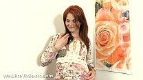 Redhead blowob video