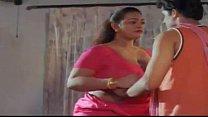 Mallu Actress Shakeela Hot Romance With Servent