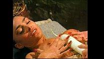 Vintage porn video with Venere Bianca fucked in...
