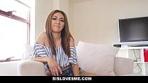 SisLovesMe - Step-SIs Offers Strip-Tease