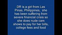 DR filipino webcam girl
