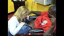 Super Hot Films :Barber Shop Slut out w/ Stunni...
