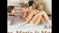 Teen Lesbian Tit Play