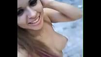 Novinha estuprada pelo irmão depois de postar esse video no whatsapp