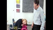 una... de cambio a estudiante su de abusa Profesor
