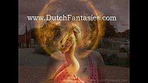 Dutch Blonde BBW Plays Sexy Babe