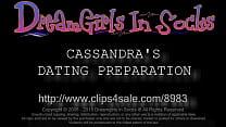 Cassandra's Dating Preparation - www.c4s.com/89...