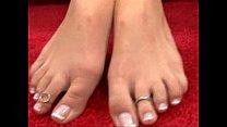 Stephanie Cane Foot Maniac