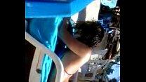 Gostosa bronzeando na vira verão - Fortaleza