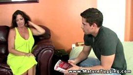 Madura deu bem gostoso para o novinho