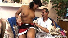 Filha safada transando com o seu próprio pai