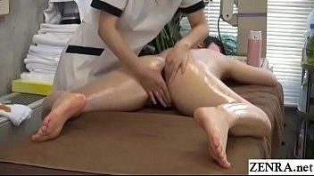 Jav lesbian massage