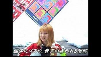 คลิปเสียว หนังxxx รายการโชว์เที่ยงคืนของญี่ปุ่น ใครขึ้นขย่มควยให้ผชแตกในรูหีก่อนคนนั้นชนะรางวัล1ล้านเยน