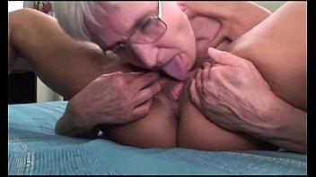 Lesbian tribbing Grannies