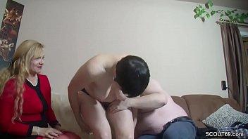 Mollige beim sex