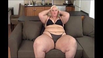 fat ass naked white woman