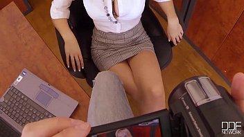 Bosses pet secretary chessie kay is..