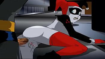 cartoon porn harley quinn Harley quinn and poison ivy catwoman - hotpicsex.com.