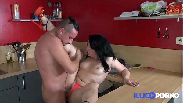 Порно видео французская мамаша