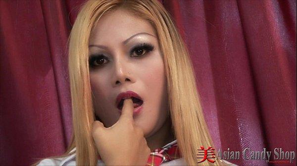 Blonde Thai Girl Sucking Cock_คลิปโป๊ทางบ้านสาวสวยไทย
