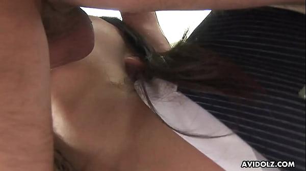 นักเรียนสาวโดนไม่โม่งจับเย็ดสด